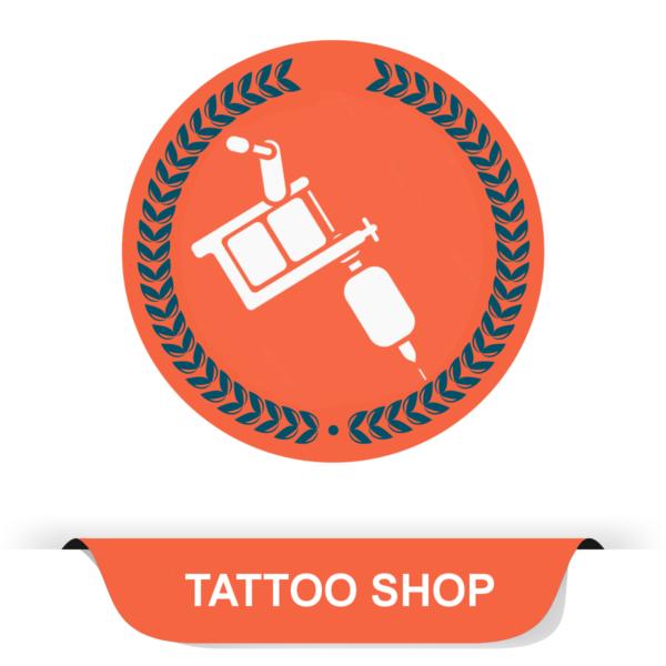 Tattoo shop pakket